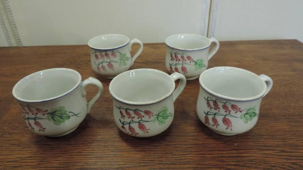 Tasses forme pot de chambre anciennes brocanta - Pot de chambre antique ...